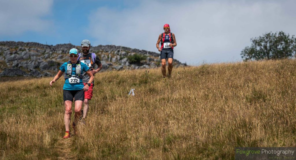 Yorkshire Dales Outdoors Festival running